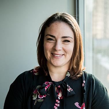 Eleanor Millar, Director of Government Relations and Philanthropy at Phaze 3 Associates.