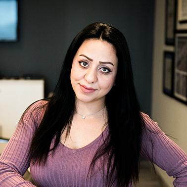 Frishta Qadiri, Controller and Bookkeeper at Phaze 3 Associates.