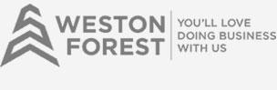 Weston Forest Logo, a member of the Phaze 3 Investing Portfolio